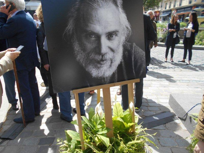 Georges Moustaki en photo